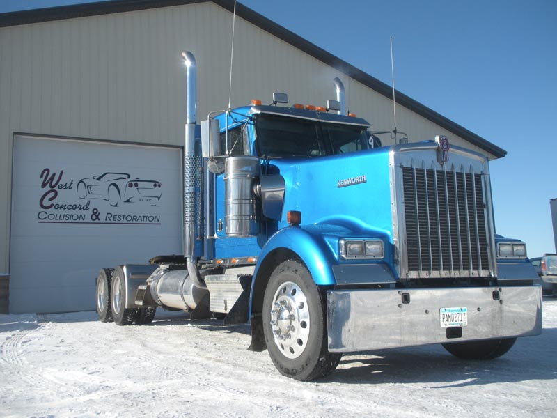 kenworth pickup truck conversion - 800×600